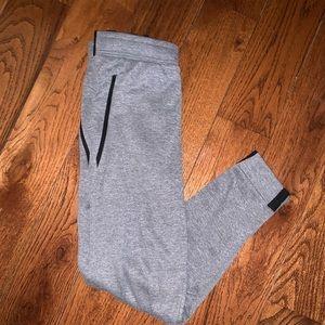 NEW! Champions Gray Mens Jogger Sweatpants Size Sm